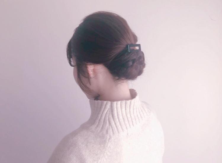 【#3coins】冬気分♡ ベロアシリーズピアスとモカ色ヘアアクセが可愛い!_5