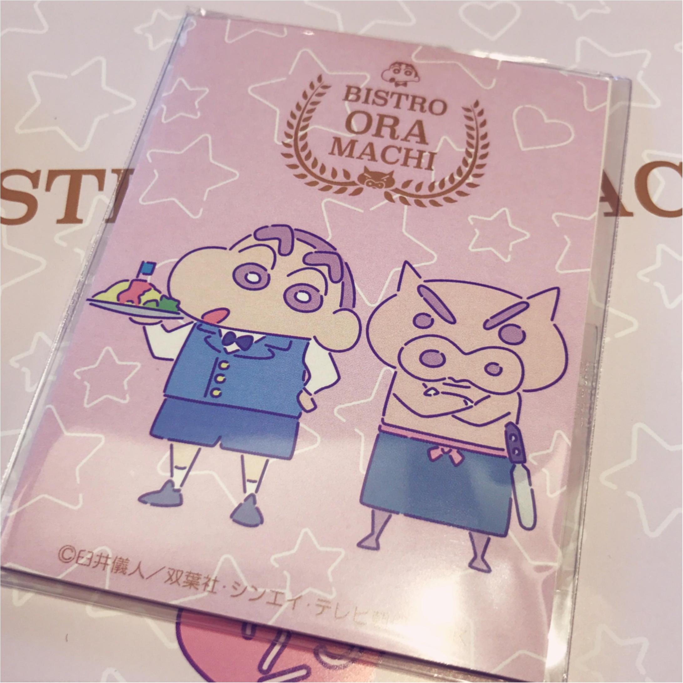 クレヨンしんちゃんコラボカフェ【ビストロオラマチ】に行ってきました♡_6