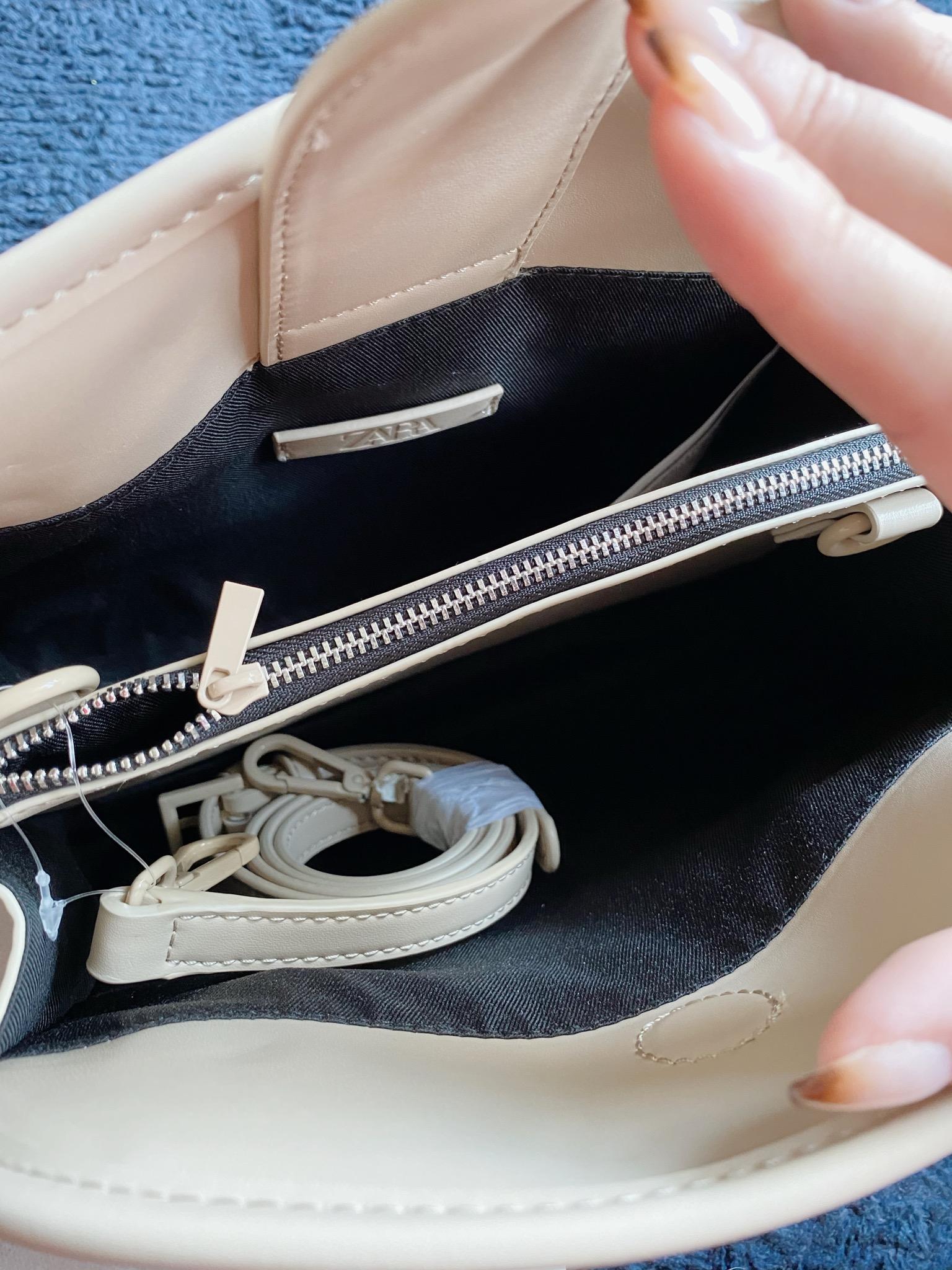 【ZARA】Saleで購入した万能ミニシティバッグでお出かけ_3