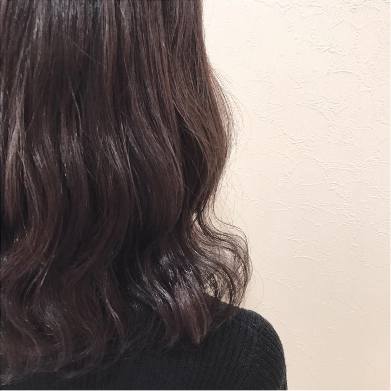 大注目!ヘアカラー【バイオレットアッシュ】女性らしい艶と透明感がハンパない♡♡_11