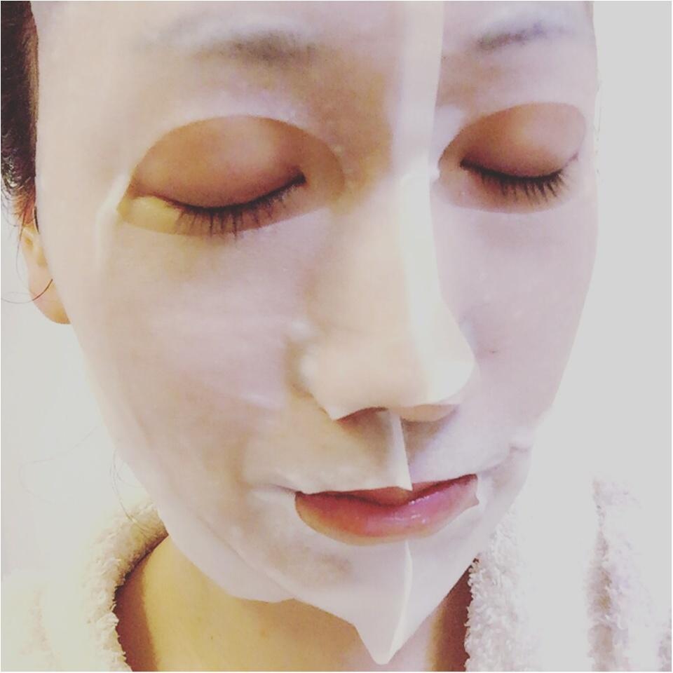 【肌美精の超浸透3Dマスク】大事なイベント前に❤︎立体形状のシートマスクがピタッと密着!たっぷり美容液でお肌に気合注入✨≪samenyan≫_1
