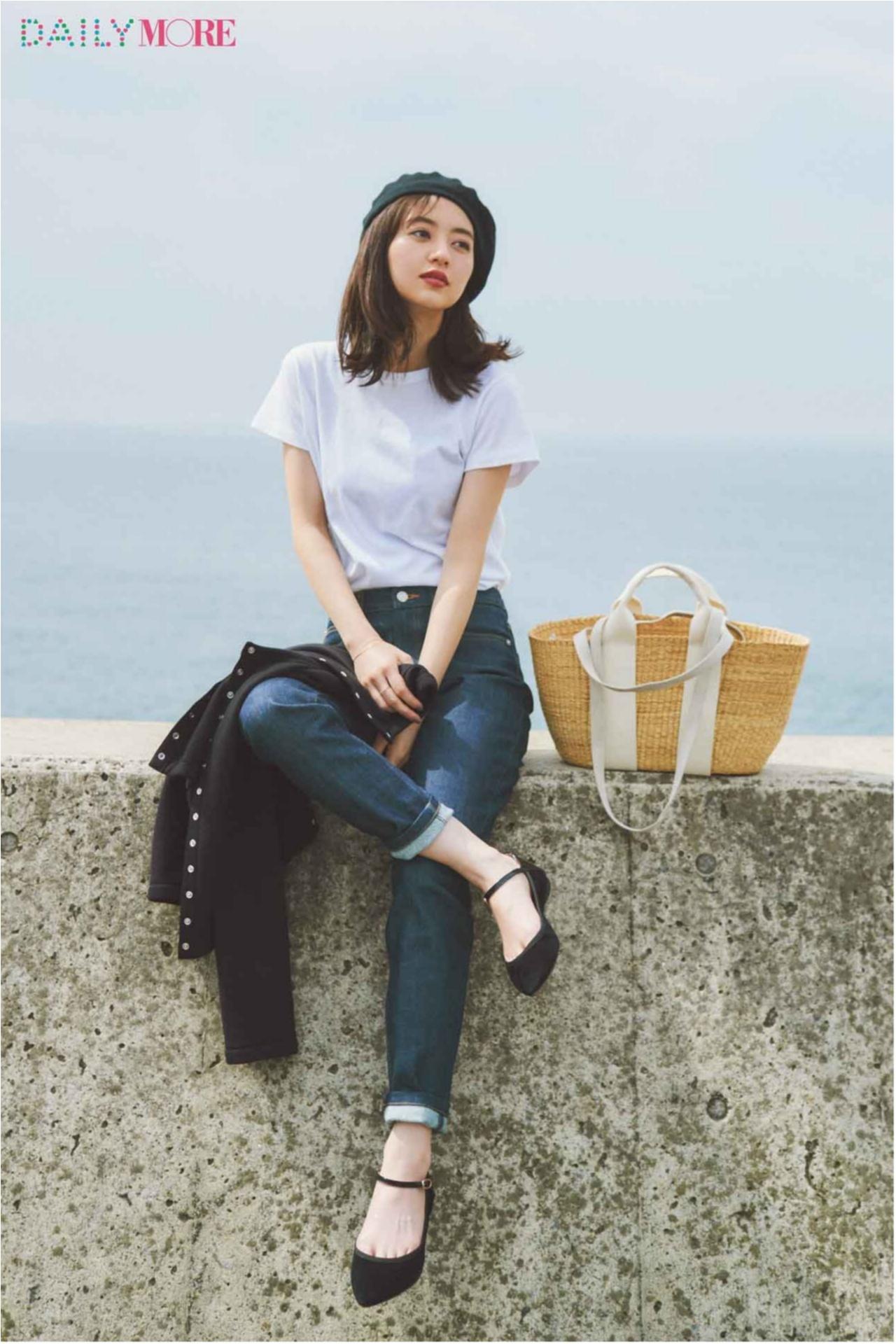 今年はどう着るのが正解? トレンド「Tシャツ」コーデまとめ♡_1_3