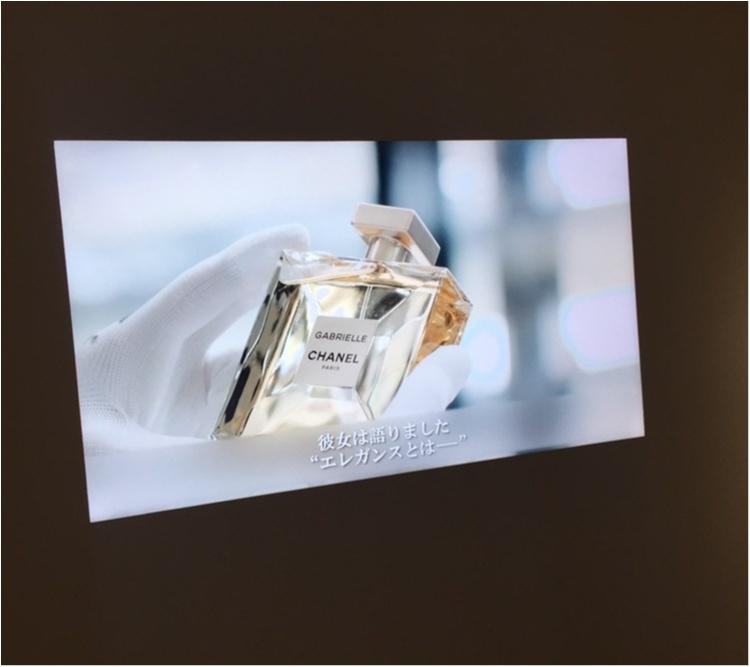 ♡シャネル新作フレグランスのイベントへ行ってきました!新作の香りの秘密は4種類の白い花なんです♡_3