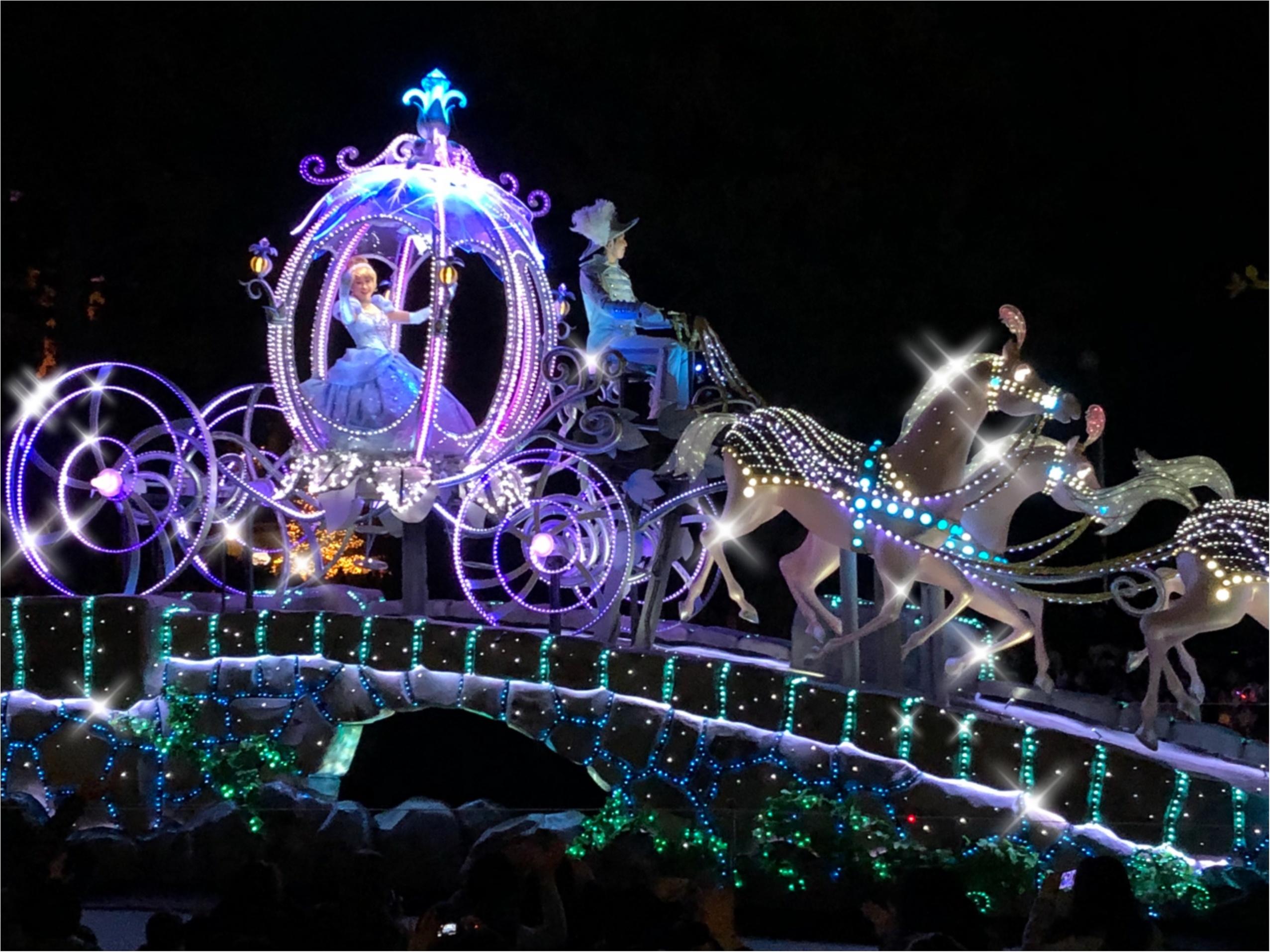 【ディズニー・クリスマス】夜のパークの楽しみ方!クリスマスのオススメを紹介します!_5