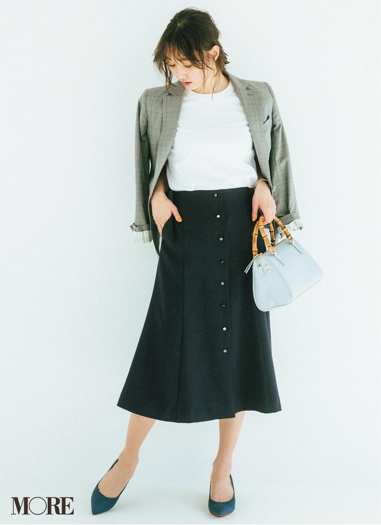 ユニクロコーデ特集 - プチプラで着回せる、20代のオフィスカジュアルにおすすめのファッションまとめ_15