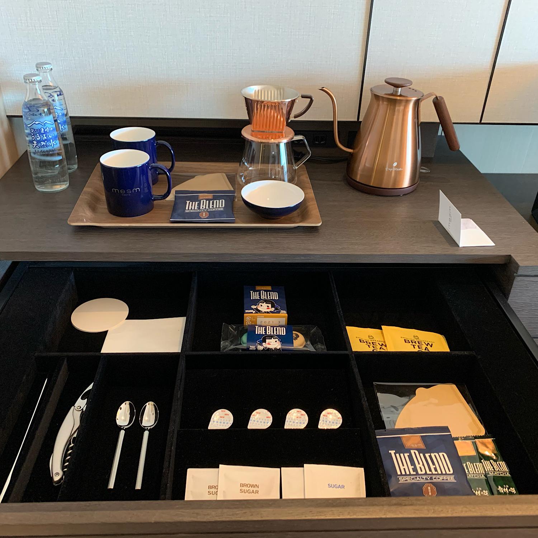 《メズム東京》 全客室にピアノ&コーヒーが備わる高級ホテルが凄い!_6