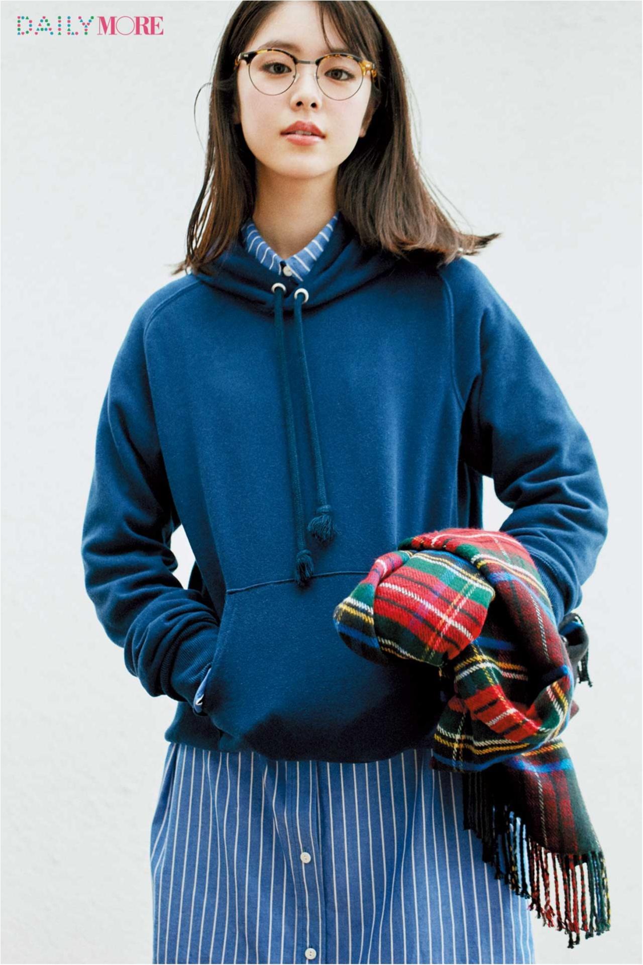若手人気スタイリスト高野麻子さんが絶賛! この秋トレンドの【フーディ】、買うならココ! の名品BEST4_1_4