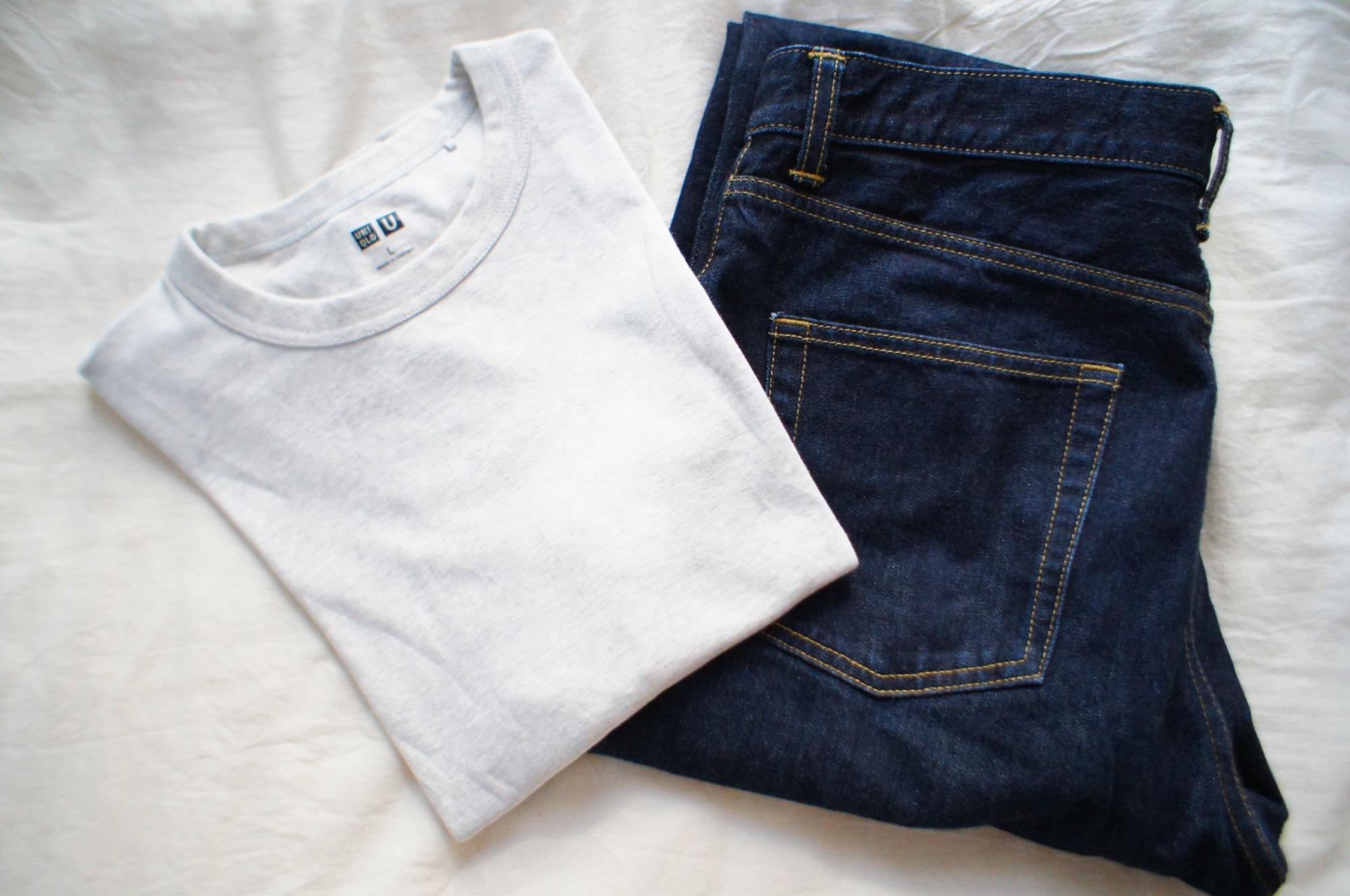 《毎年買い足す究極のTシャツ❤️》【Uniqlo U】のプチプラTシャツが優秀すぎる☻_1