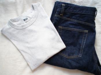 《毎年買い足す究極のTシャツ❤️》【Uniqlo U】のプチプラTシャツが優秀すぎる☻