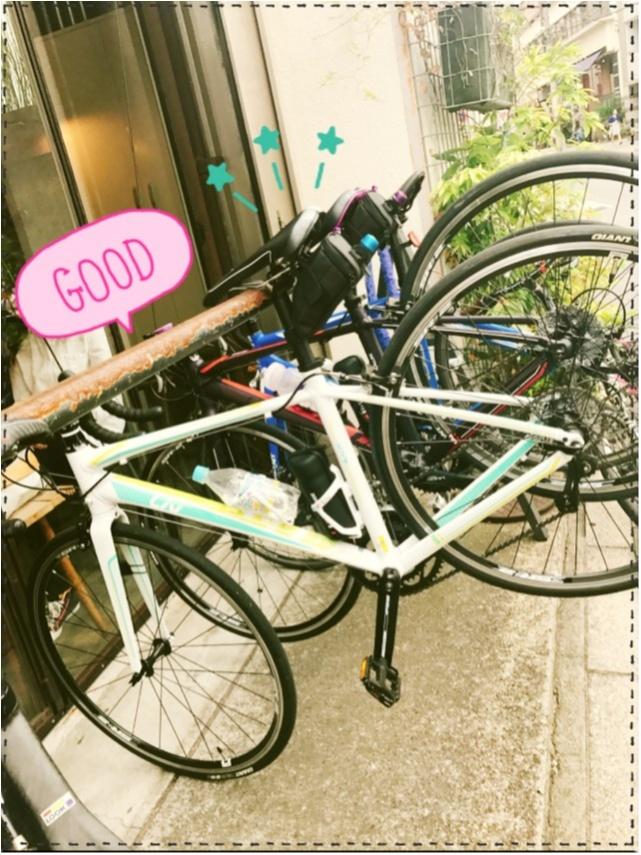 """自転車好きにオススメしたい""""チャリカフェ""""第2弾♡「Nui.」@東京・蔵前 #ツール・ド・東北【#モアチャレ さえ】_3_2"""