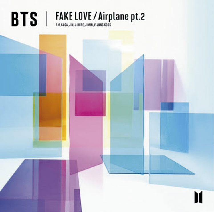 BTS,防弾少年団,FAKE LOVE/Airplane pt.2