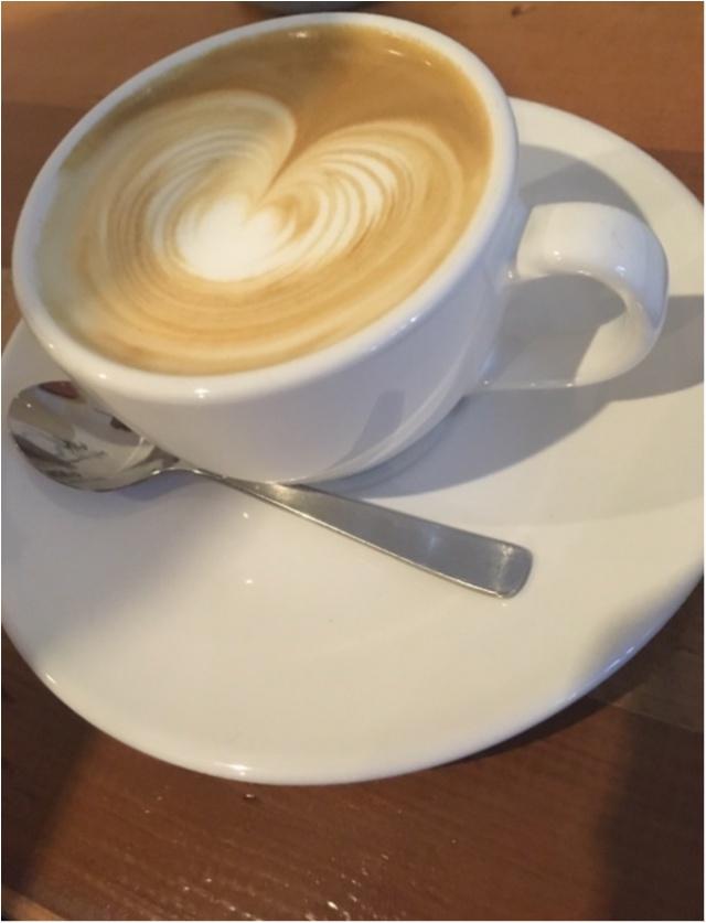 新宿 オシャレカフェ コーヒーが美味しくて_2