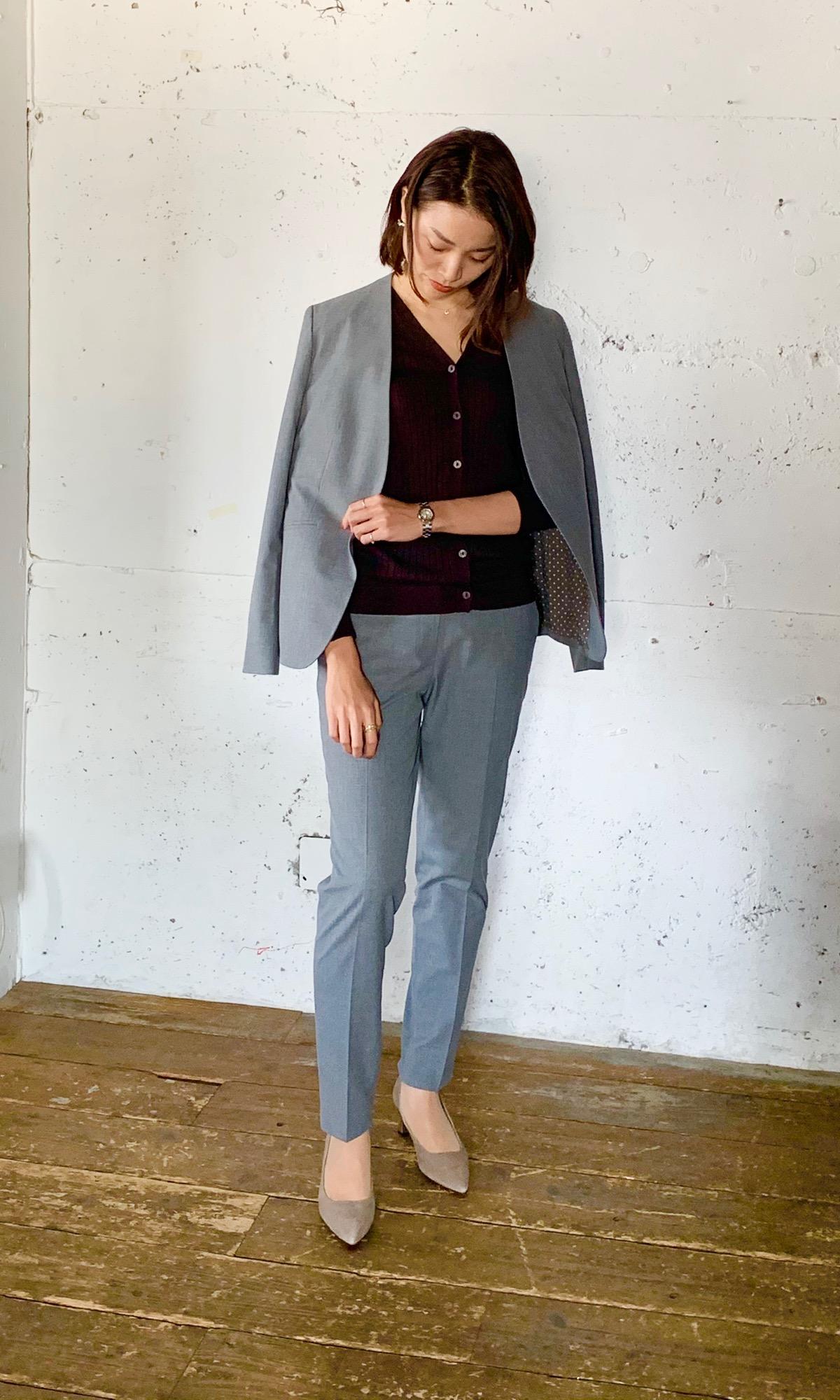 CMで話題沸騰中❤️《そのスーツ、どこの?》【KASHIYAMA the Smart Tailor】でオーダーメイドスーツ&シューズを作りました☻_10