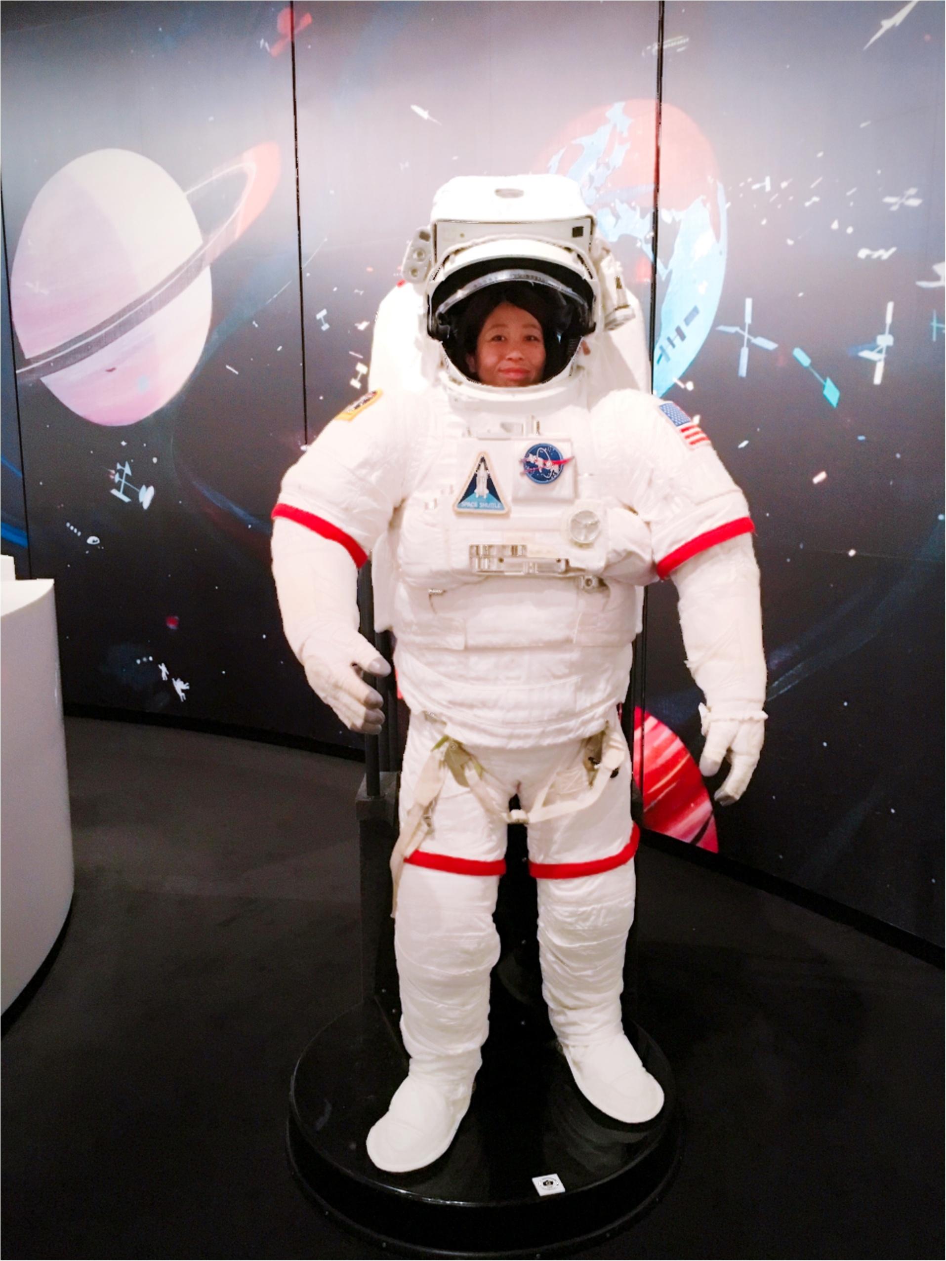 絶対行くべき!六本木からの宇宙旅行は3連休がラスト!!byじゅな_7