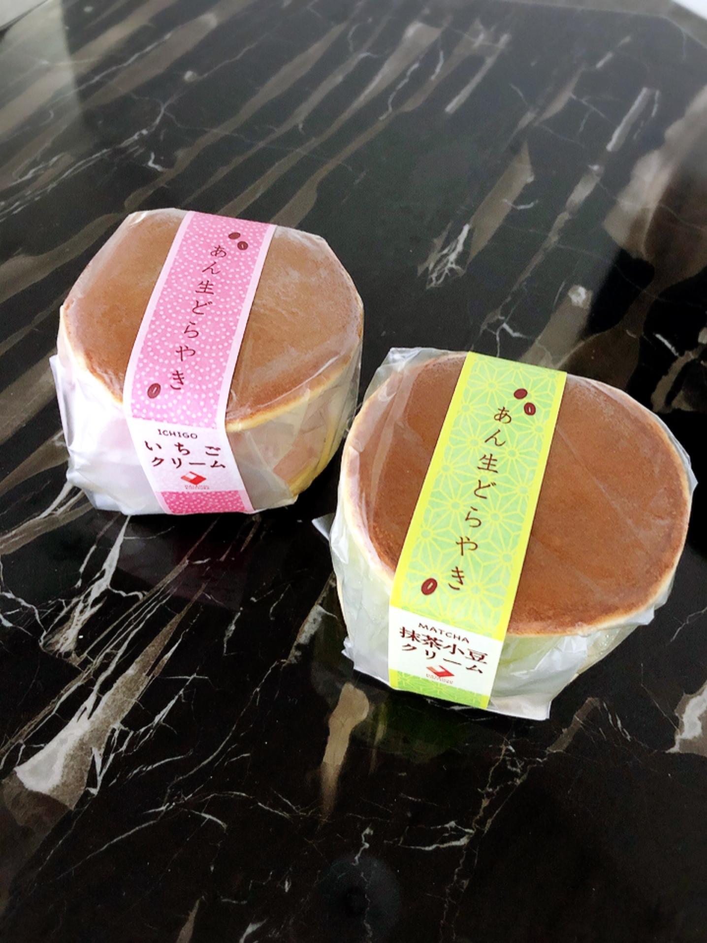 【#静岡】お取り寄せスイーツ♡静岡の和菓子老舗店の見た目も可愛い˚✧あん生どら焼き_7
