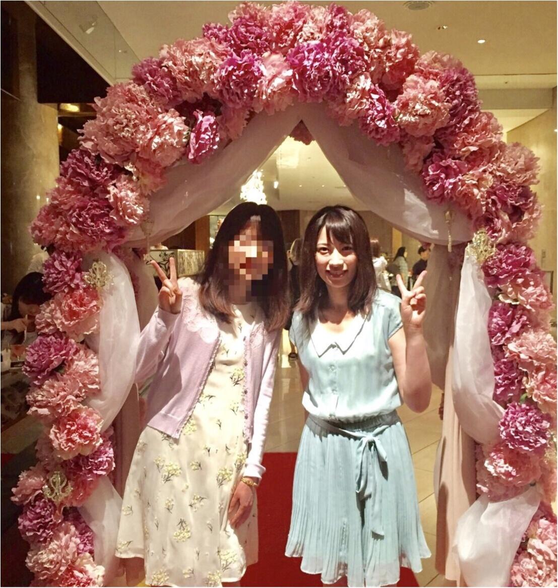 女の子の憧れが詰まった空間♡ヒルトン東京の今季のブッフェは《マリーアントワネットの結婚》がテーマ・:*_6