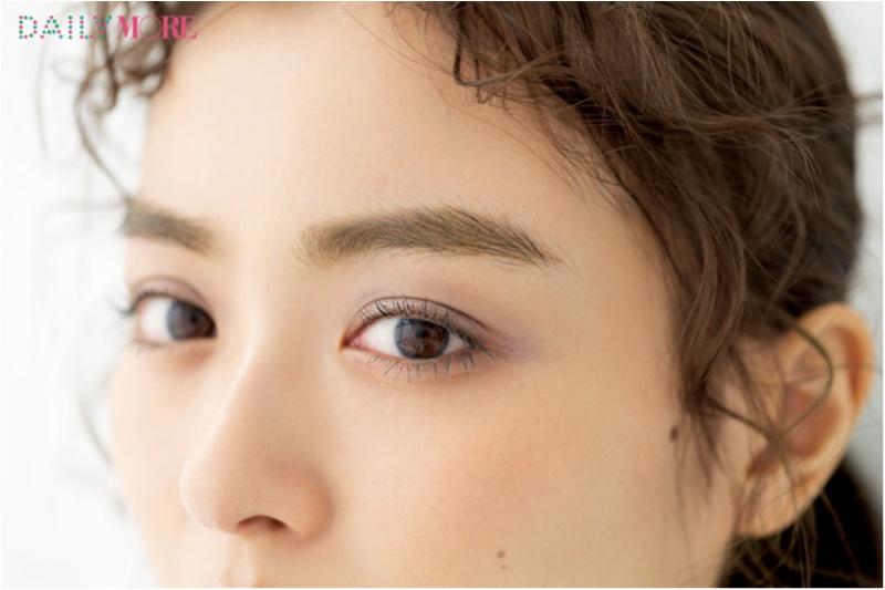 """内田理央は""""オリーブ眉""""メイクで、かっこいい自分に♡ モアモデルズの「2018年、これが私の""""のぼり坂フェイス""""」_2"""
