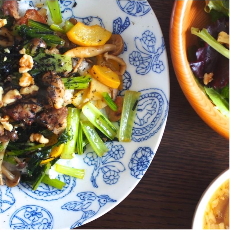 オーガニックを日常に少しずつ。宅配野菜を始めると料理上手にもなる♪(412あみ)_4