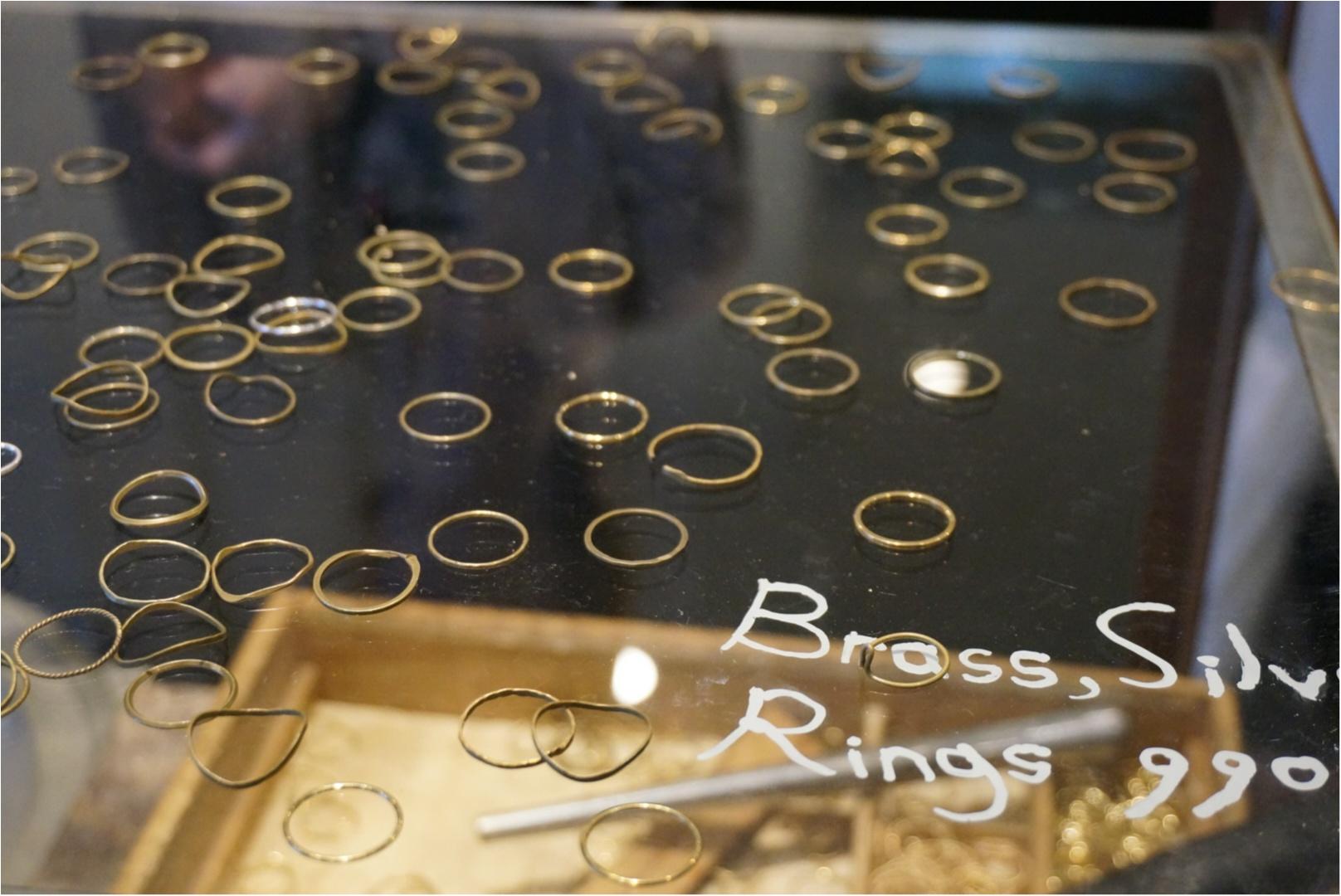 1個990円‼️鎌倉へ行ったら《世界に1つだけ》・《自分だけ》の指輪を作ろうヽ(^◇^*)/ ♪_2