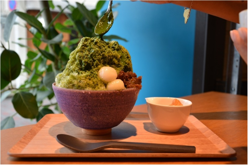 """かき氷ラバー必見! この夏、静岡県でぜったいに食べておきたい """"お茶かき氷"""" 10選♡_5"""