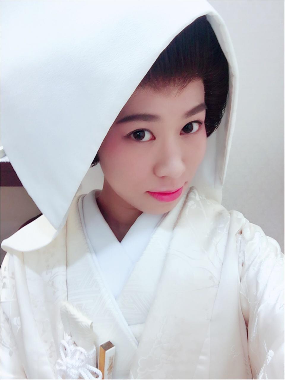 【June bride】白無垢モデル_1