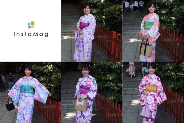 ♡【モアハピ女子会】着物レンタルは5名以上がお得!!可愛く鎌倉散策しちゃいましょう♡_6