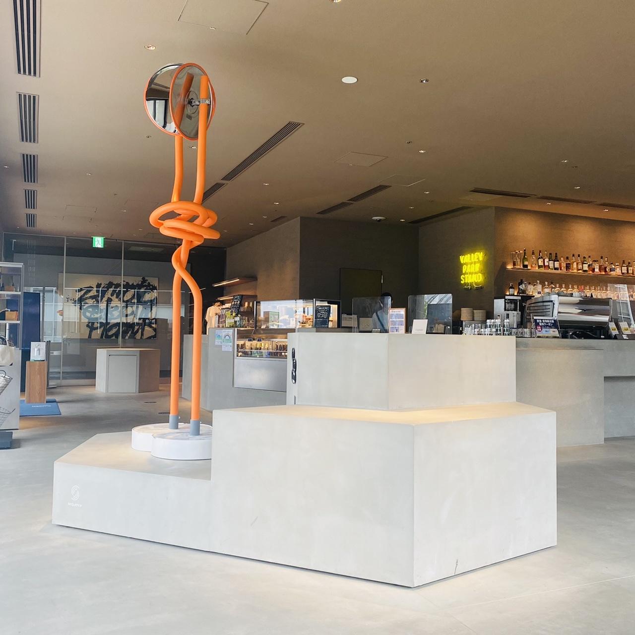 【渋谷カフェ】ホテルと公園を結ぶお洒落カフェ★《VALLEY PARK STAND》へ!_2