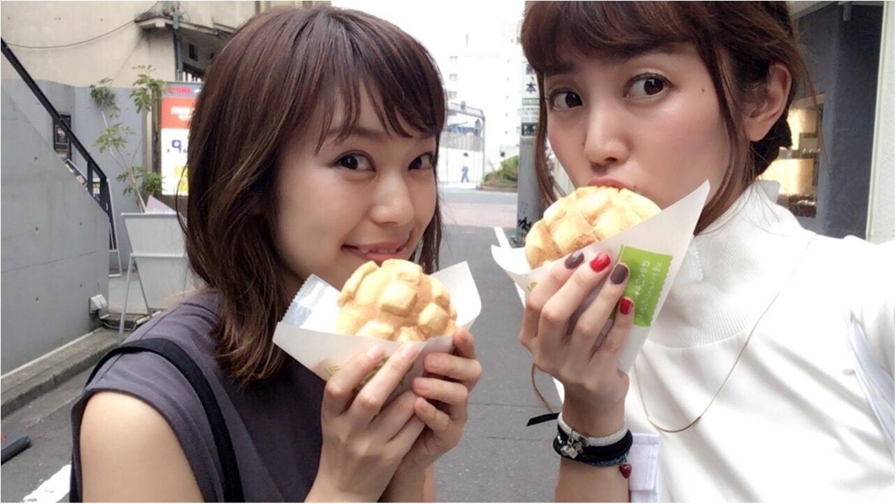 ★渋谷の『リッチな珈琲屋さん』と『お手頃価格のメロンパン屋さん』のおはなし☺︎♩♩_5