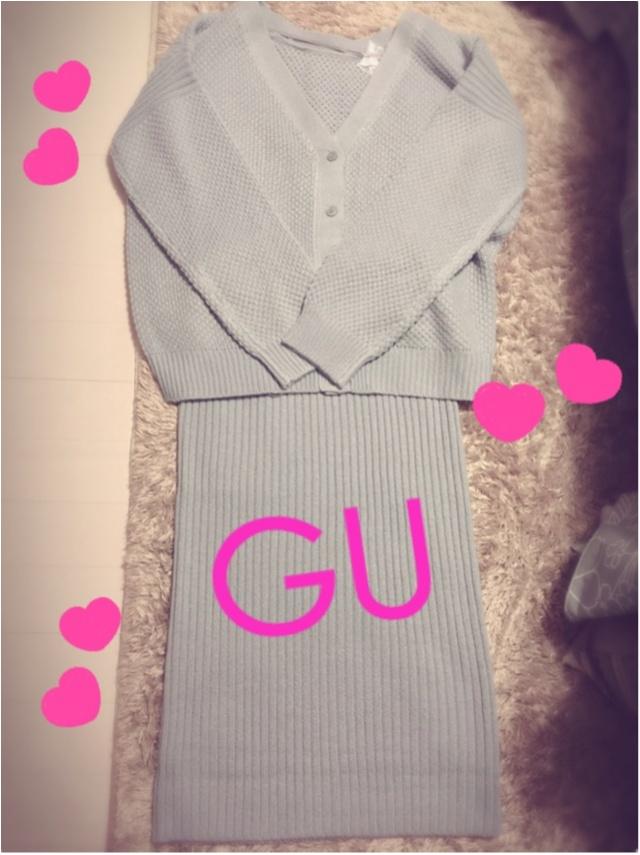 ♡【GU】上下でこのお値段!?マルチウェイセットアップが優秀すぎる♡_1