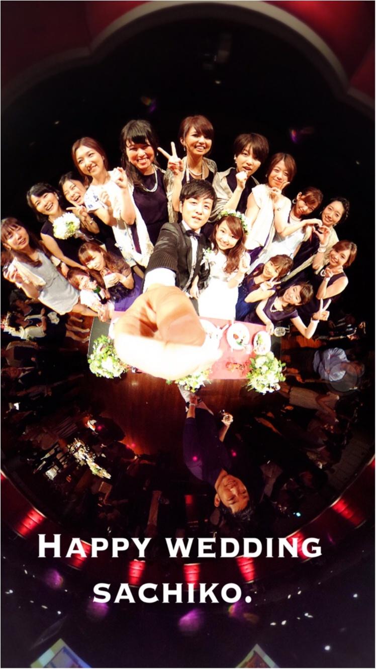 真似できないwedding party!!!_1