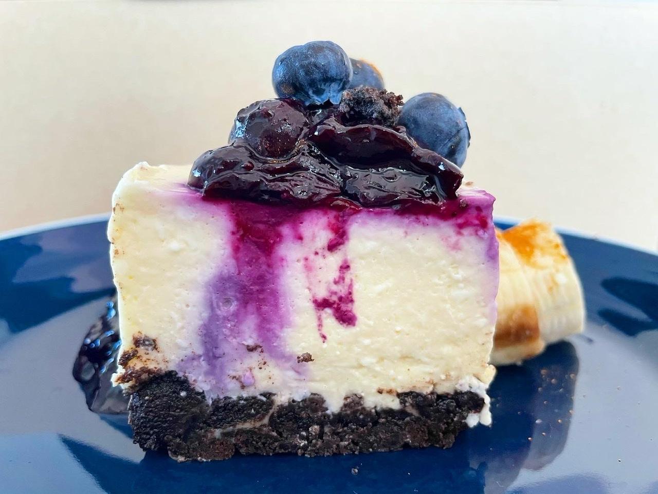 《簡単おやつ》とろける超濃厚レアチーズケーキのレシピ_2