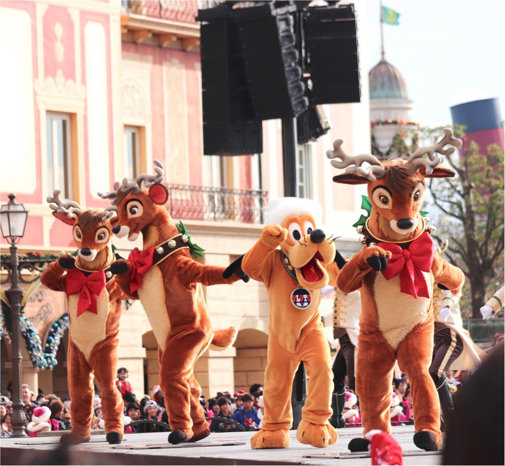 ▷【東京ディズニーリゾート】ファンが大興奮☆TDS New show『It's Christmas time』_7