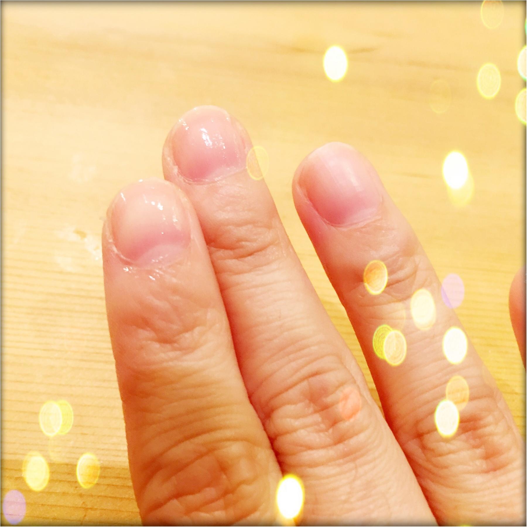 …ஐ 【ネイルケア༓】MORE世代では人気のネイル♥️痛んだ爪もきちんとケアしてる? ஐ¨_3