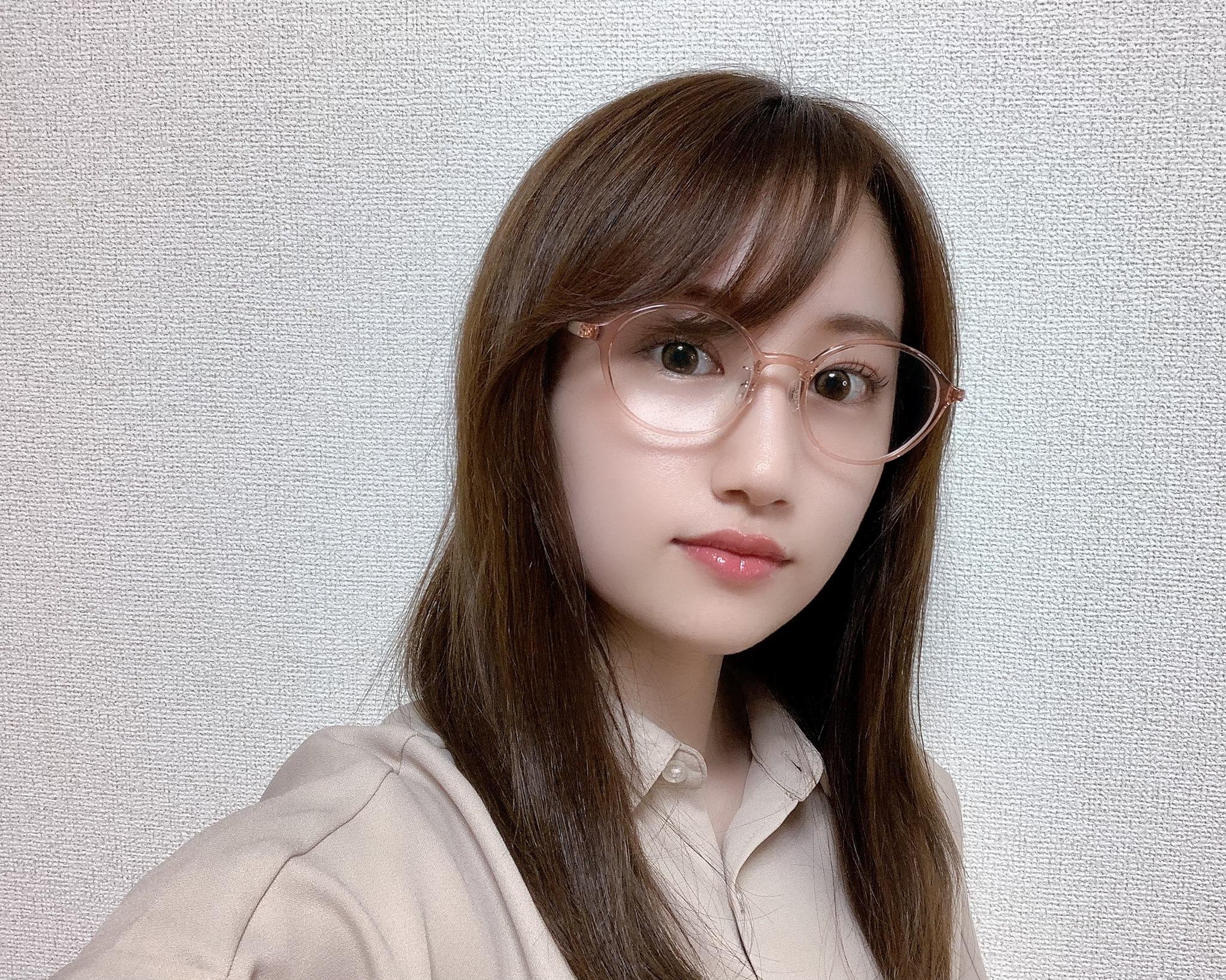 【メガネ主体のメイクが可愛い】JINS×イガリシノブのメーキャップメガネ_3