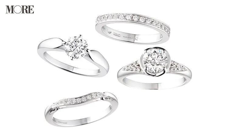結婚指輪におすすめのブルガリのデディカータ・ア・ヴェネチアコレクションとインコントロダモーレコレクションのリング