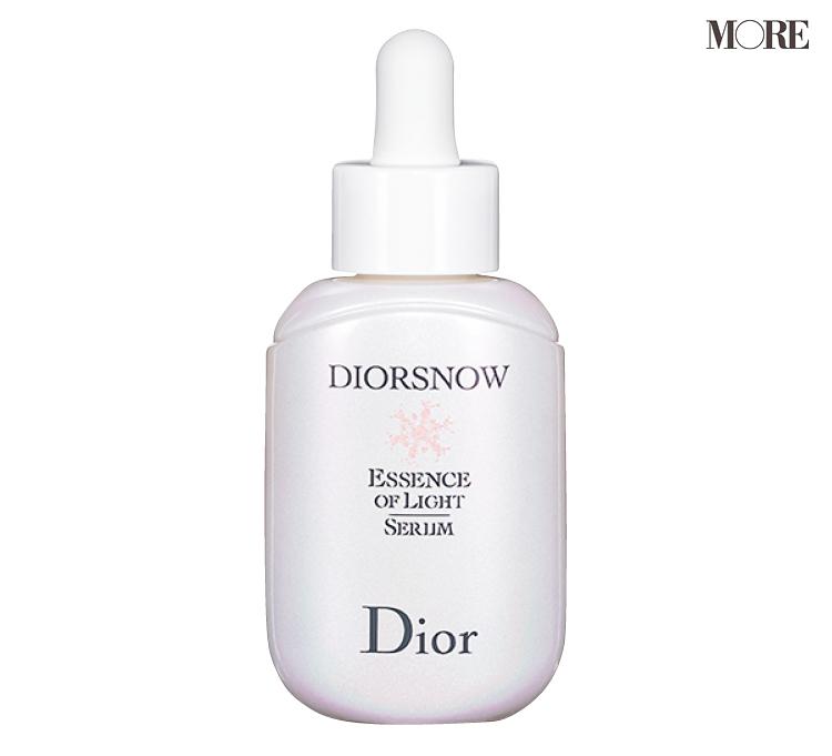 Dior スノー アルティメット エッセンス オブ ライト
