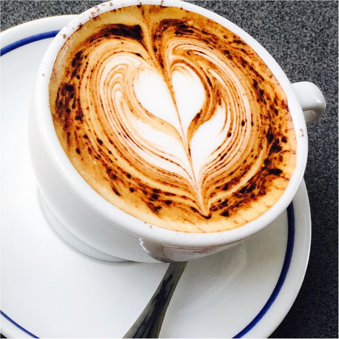 渋谷で美味しいプリンとコーヒーがなるカフェです♡_3