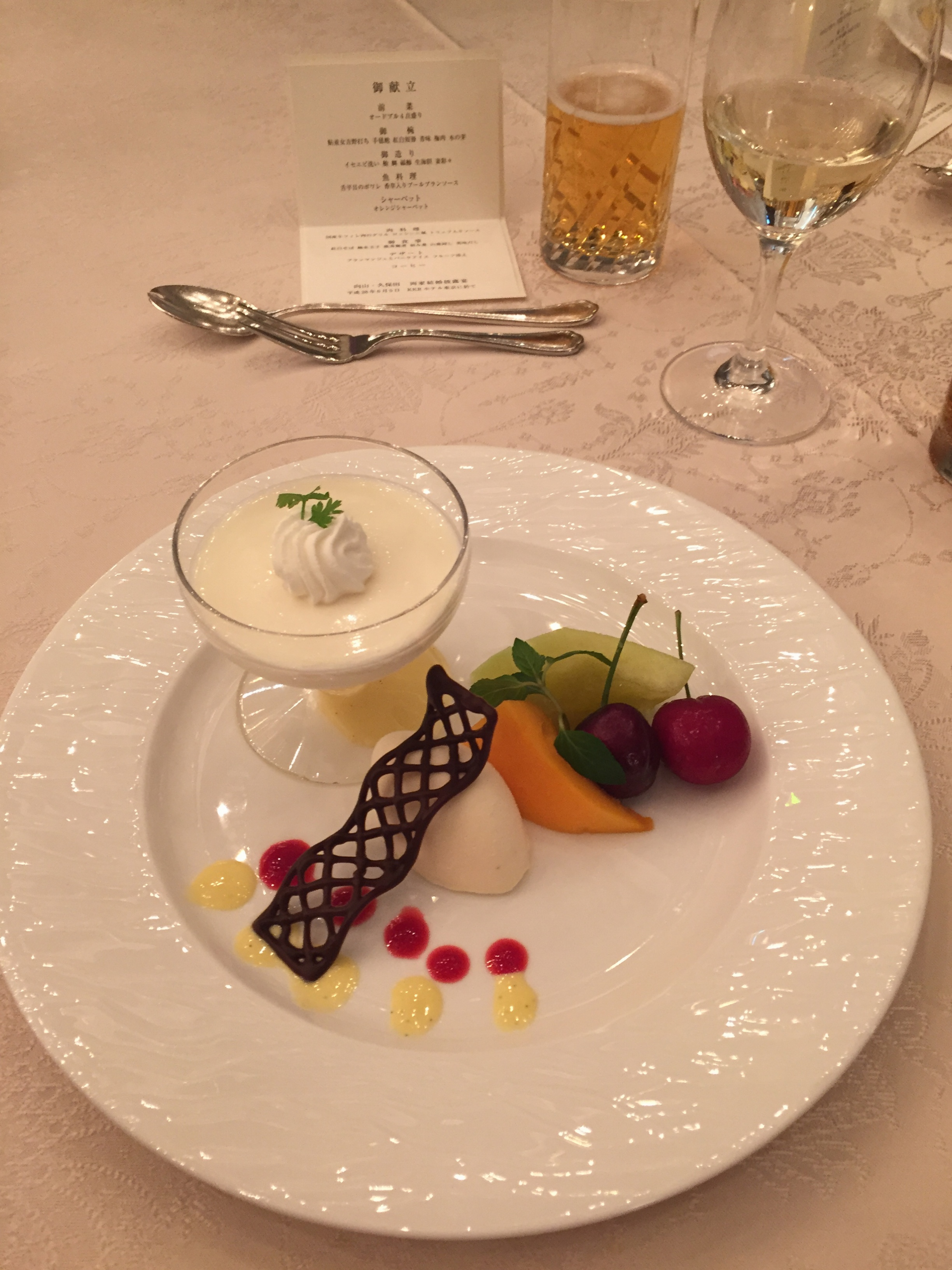 KKRホテル東京で結婚式♡_10