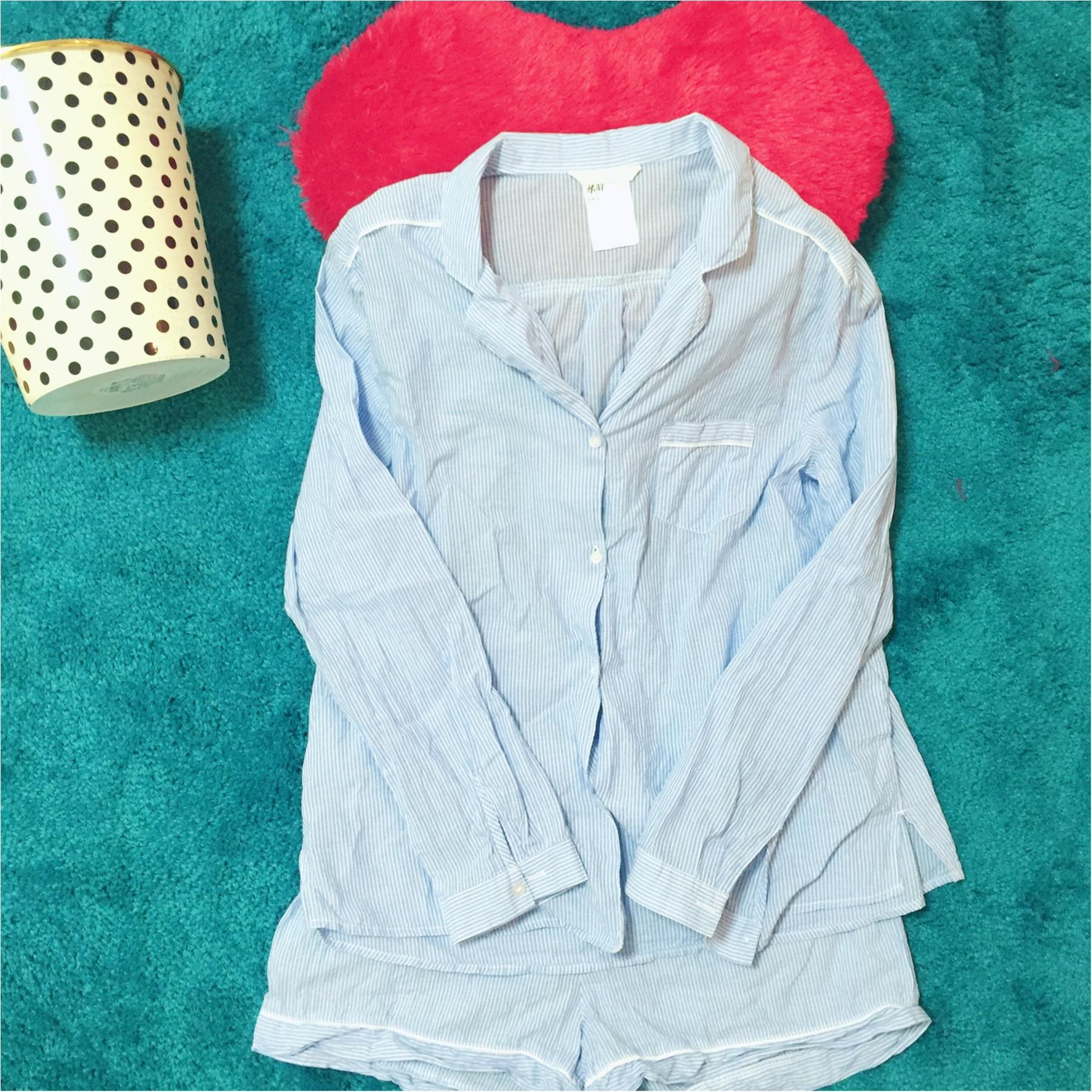 【Fashion】ホントの女子力はお部屋にあり!H&Mでみつけたコスパ◎パジャマが可愛すぎる♡_1
