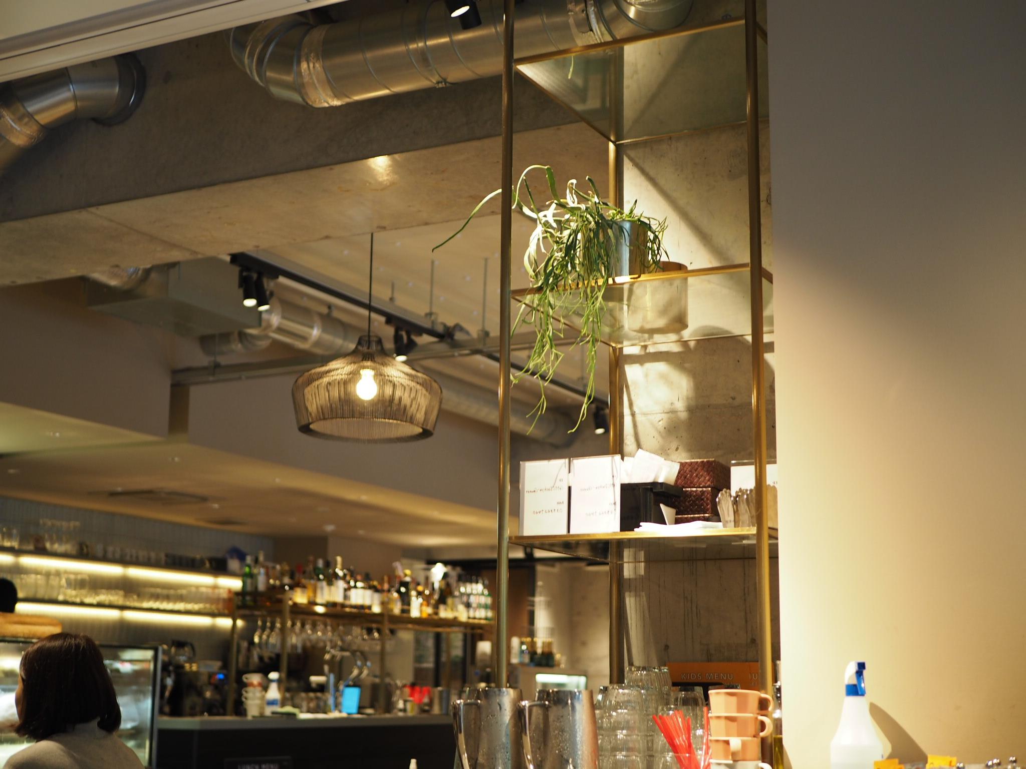【千駄ヶ谷】「GOOD MORNING CAFE」のお洒落テラスLUNCH❃❃❃_3