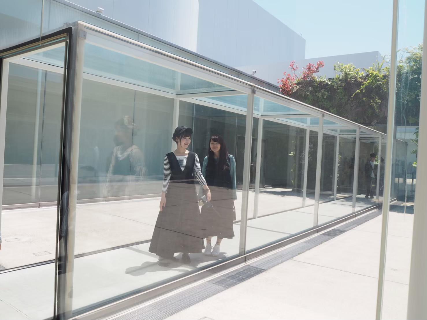 【金沢女子旅】2日目♡21世紀美術館_13