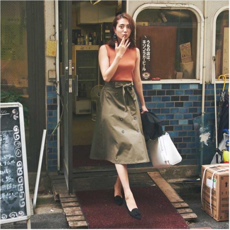 きれいめカジュアルも、定番もトレンドも叶う【秋のGU】コーデカタログ | ファッション(2018年)5