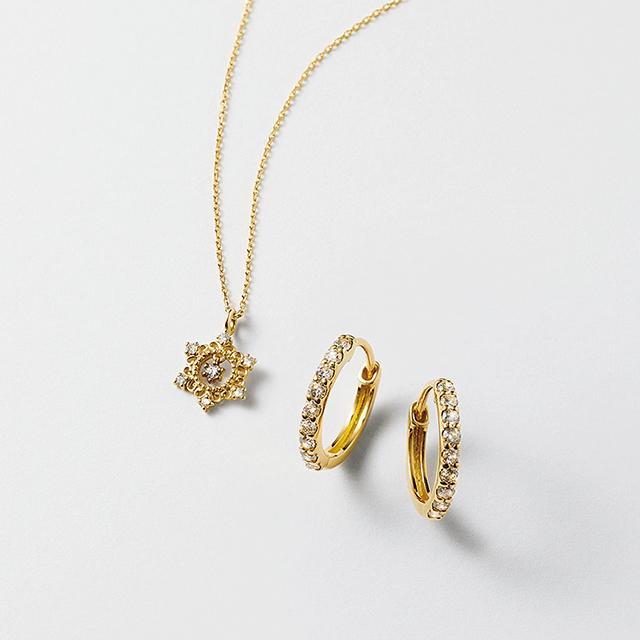 """今しか出合えない""""限定""""、一緒に過ごすのは""""毎日""""。ダイヤモンドと輝く冬の『JEWELRY TSUTSUMI』_19"""