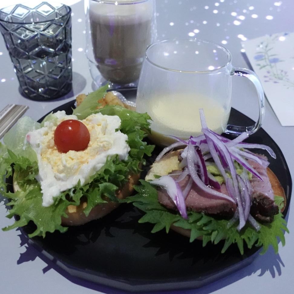 【神戸】宇宙空間体験型プロジェクションマッピングカフェがNew open!「SORA YUME KOBE CAFE」ではボックサンとのコラボスイーツがいただける!?_4