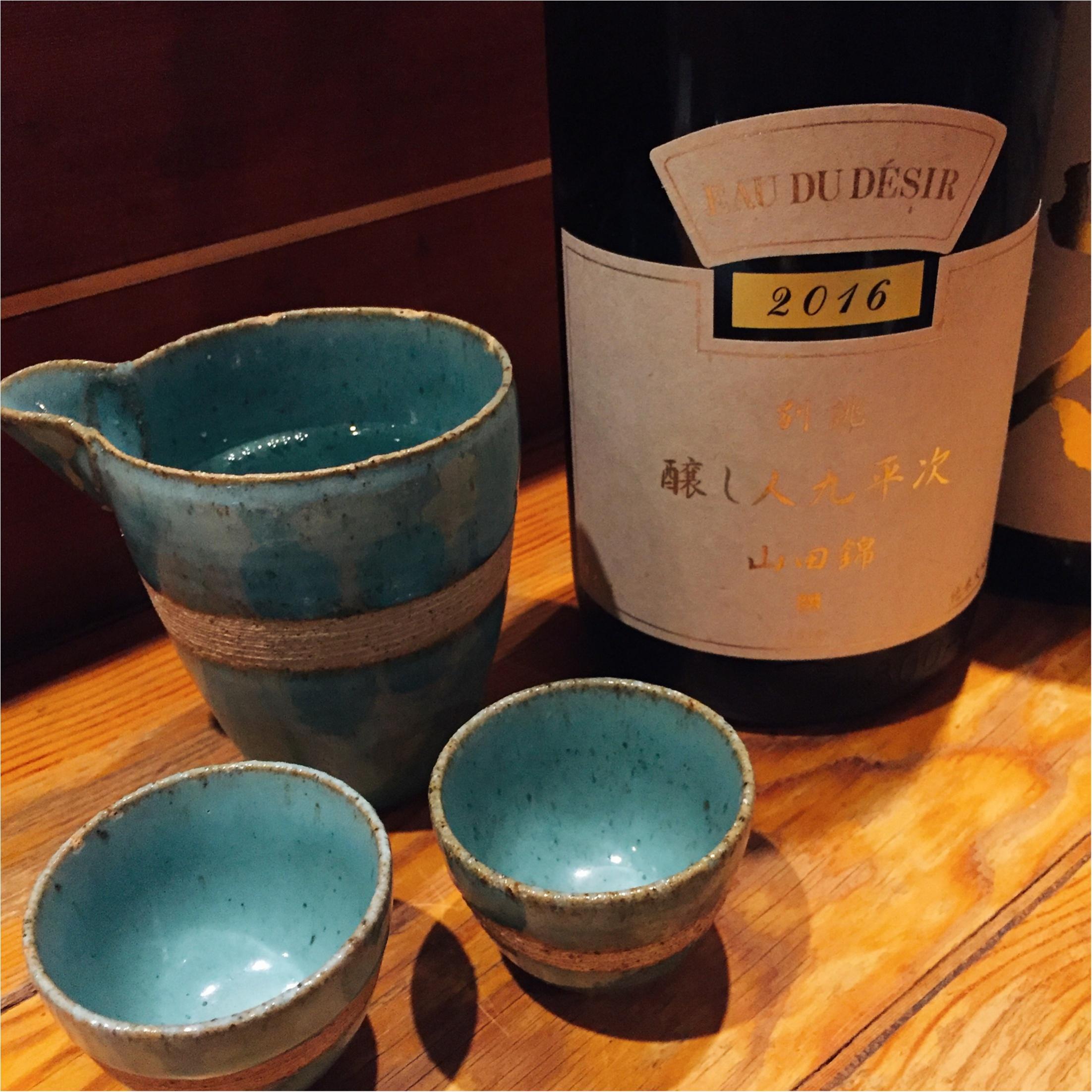 【恵比寿】そば・しゃぶしゃぶ・日本酒を楽しむなら『まにん』✨黒豚つけ麺そばが絶品〜♡_9_1
