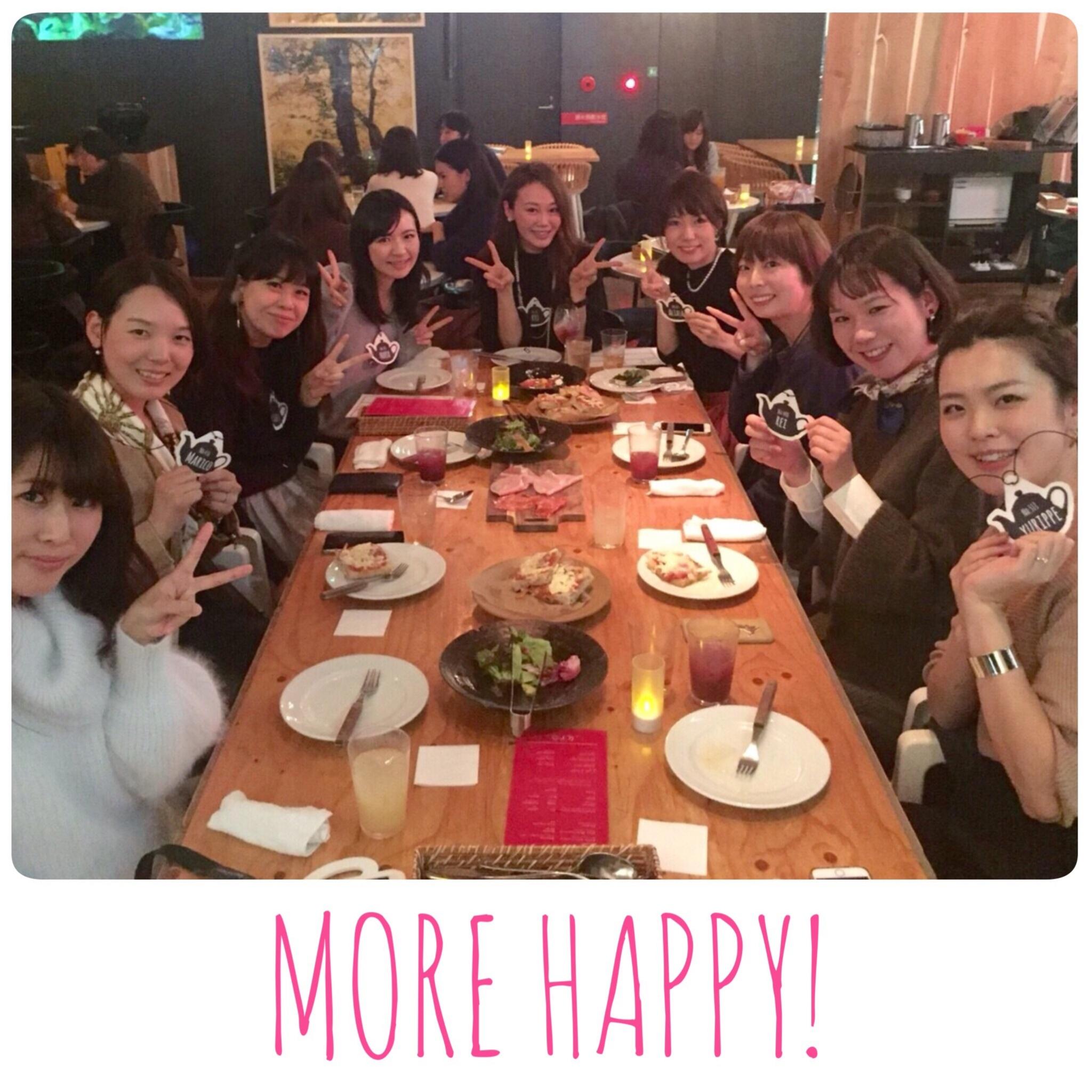 関西モアハピ女子会♡ガーブ モナーク/GARB MONAQUEのデザートが豪華で綺麗!_2