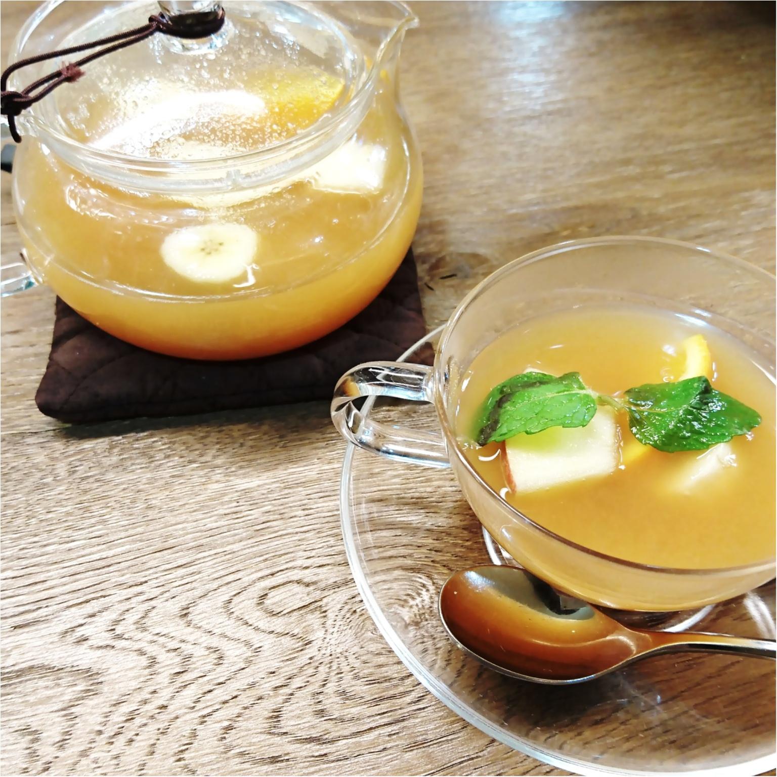 Afternoon Tea tearoomのサマーメニュー!_4