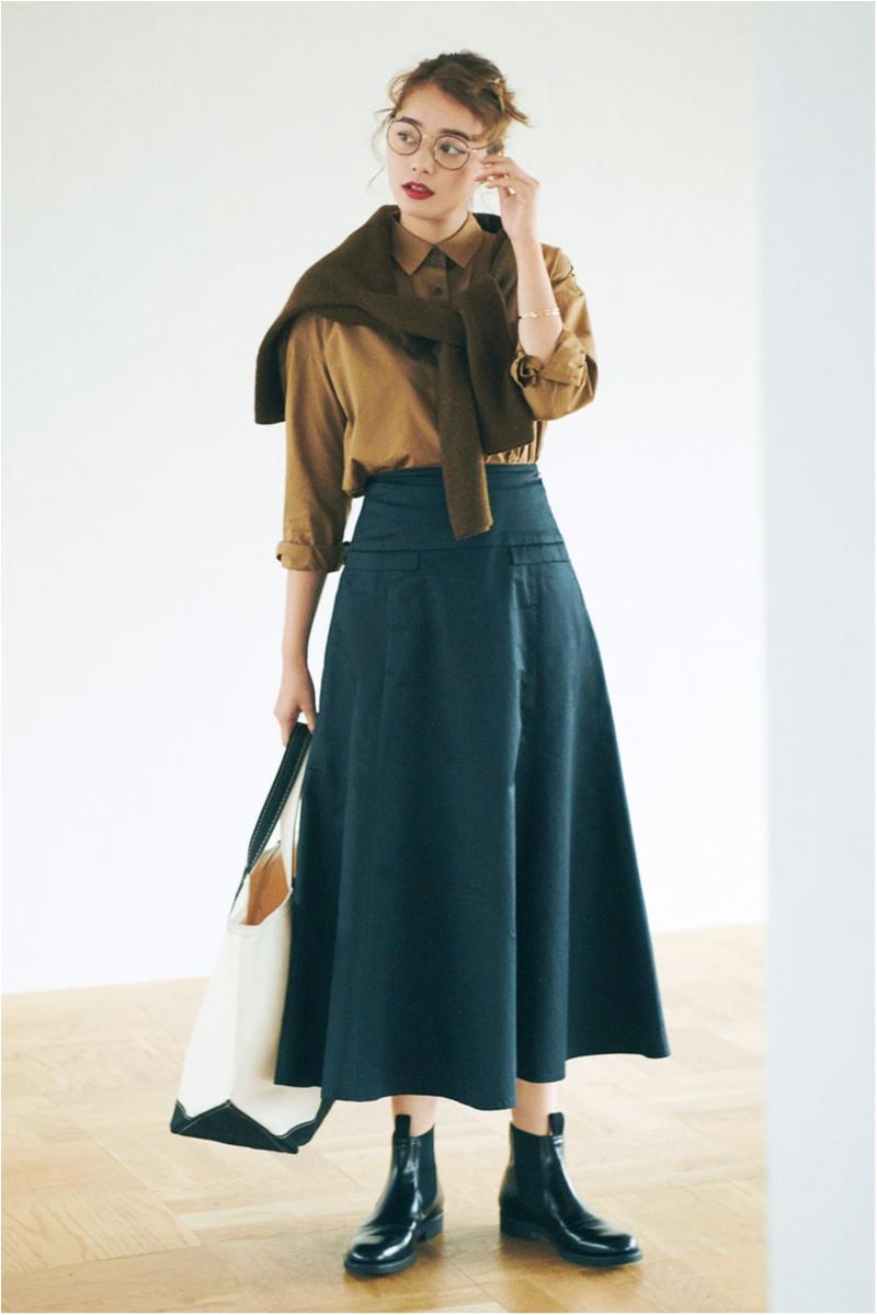ファッション,秋の着こなし,ユニクロ,ユニクロユー