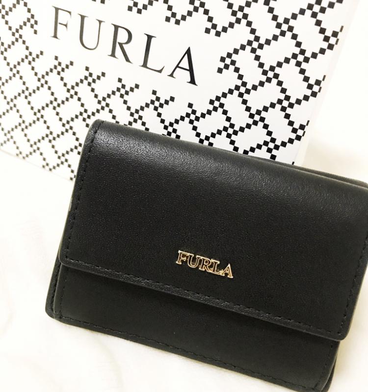 【20代女子の愛用財布】『FURLA』のミニ財布♡_2