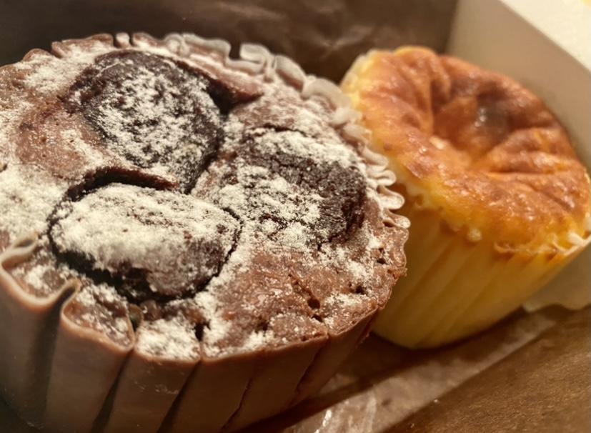 【GAZTA】チョコレートバスクチーズケーキを初体験!_4